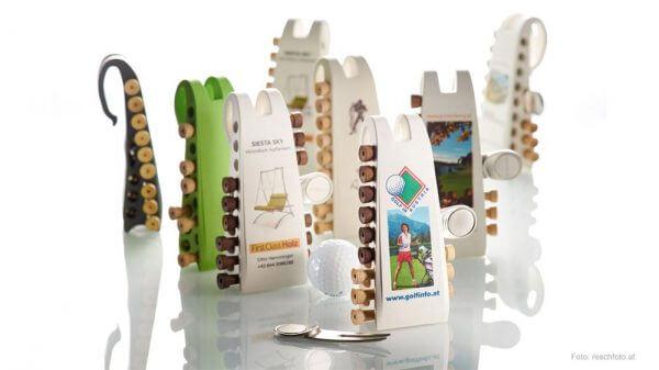 Design, Produktgrafik und Serienfertigung des fertigen Teetool mit digitalem Druck je nach Kundenwunsch